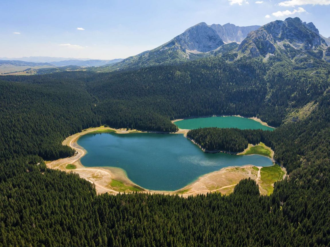 edu montenegro durmitor national park black lake