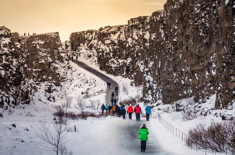 iceland thingvellir rift dtw group rth