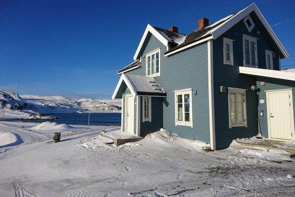 norway veines kongsfjord guesthouse