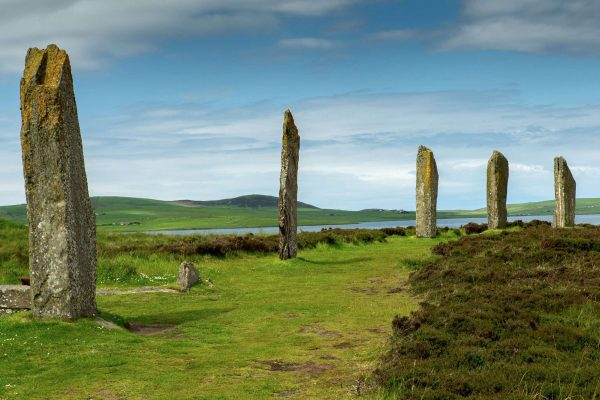 scotland ring of brodgar orkney islands istk