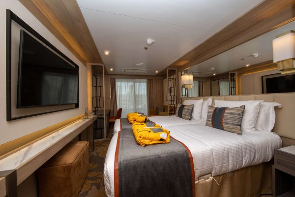 world explorer veranda suite quark