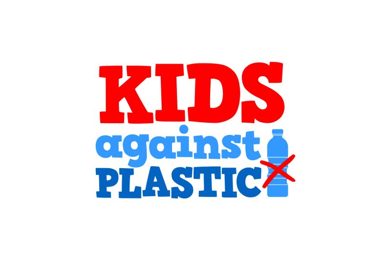 edu kids against plastic web logo