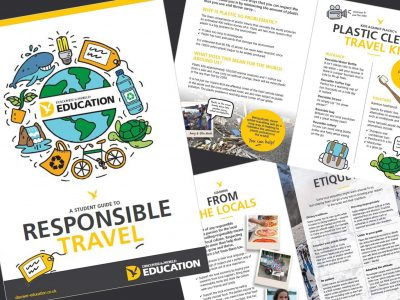 edu responsible travel student guide