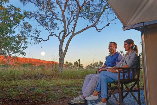 western australia kimberley relaxing bell gorge wilderness lodge apt