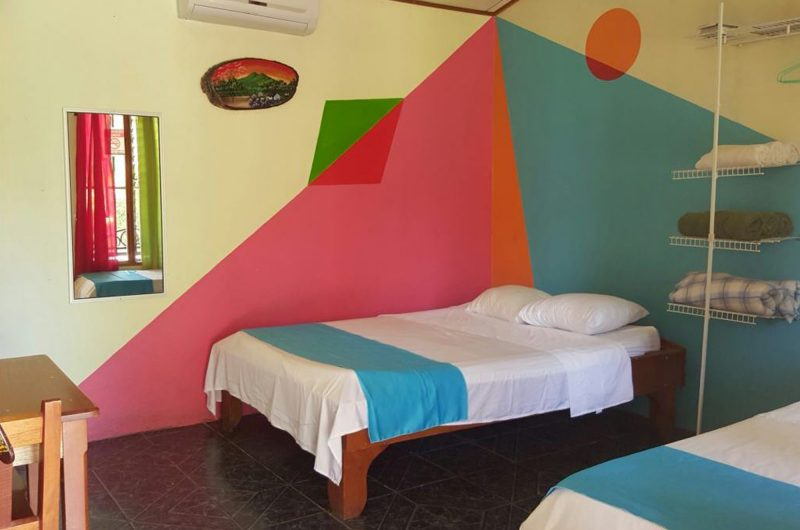edu hotel guayacan bedroom