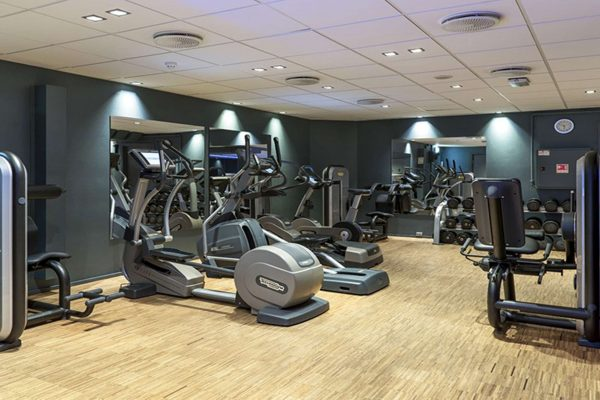 norway clarion oslo airport gym