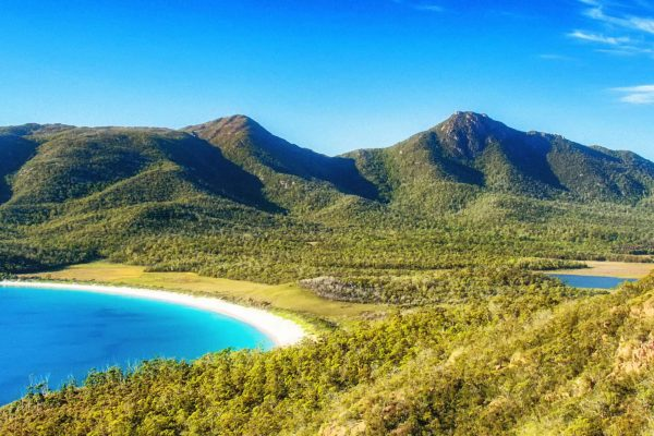 tasmania wineglass bay istk