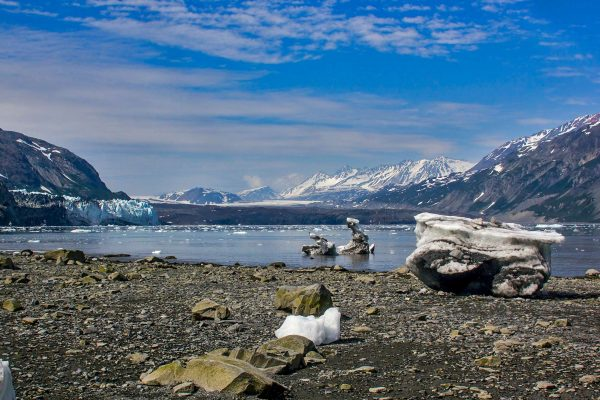 alaska inside passage tarr inlet margerie grand pacific glaciers istk