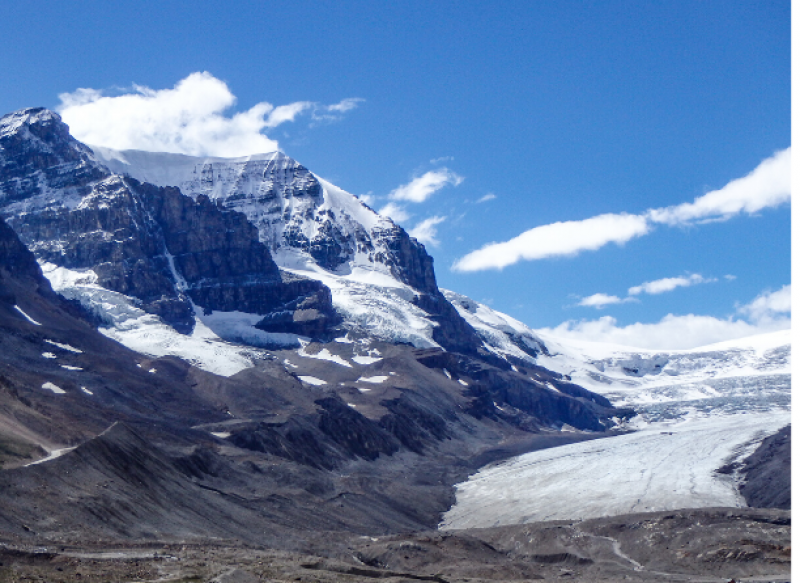 columbia icefield 2