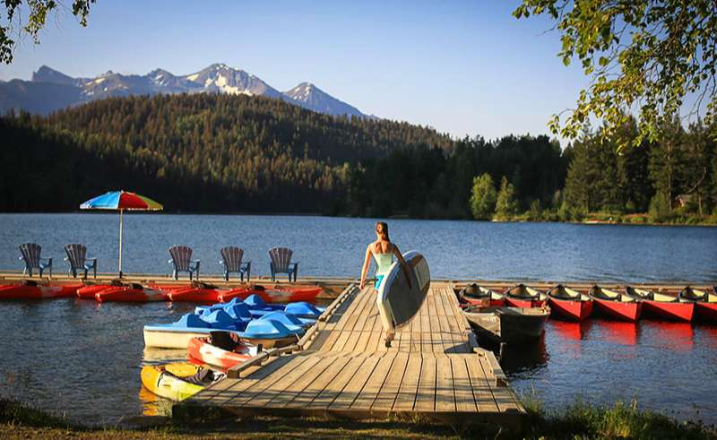 british columbia tyax lodge tyaughton lake activities