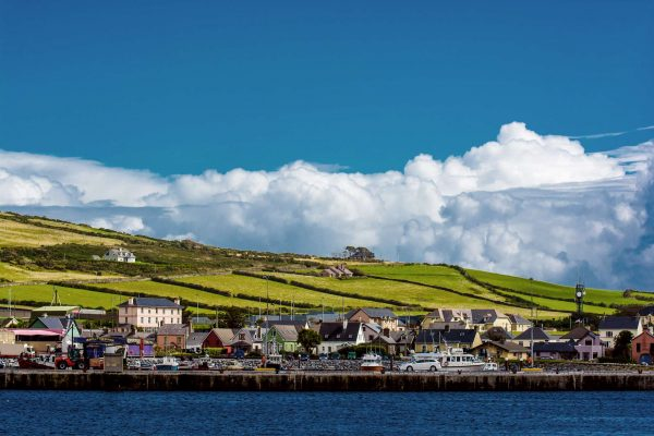 ireland dingle harbour istk