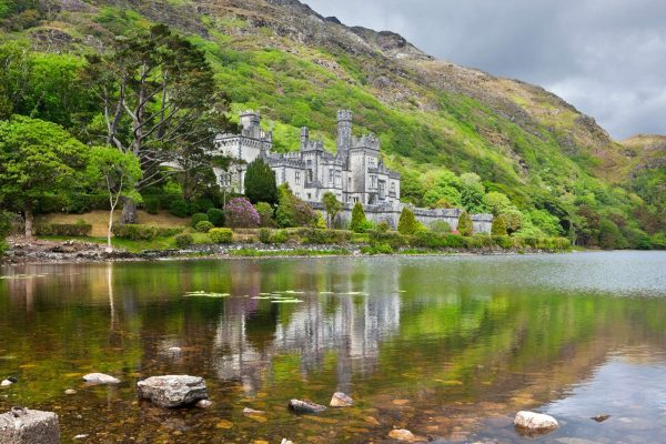 ireland kylemore abbey diamond hill loop connemara istk