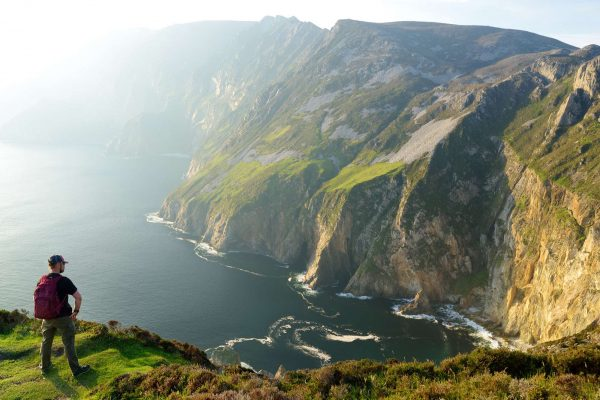 ireland slieve league cliffs donegal istk