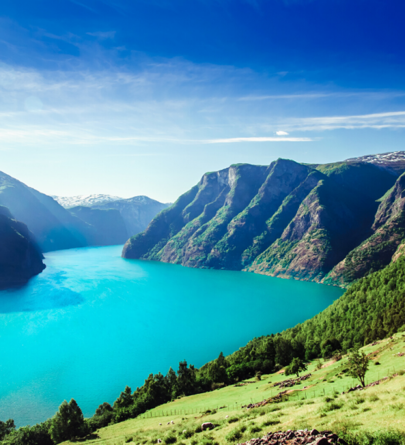 sognefjord mountains