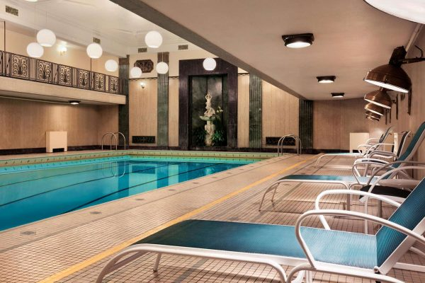 ontario fairmont chateau laurier ottawa indoor pool