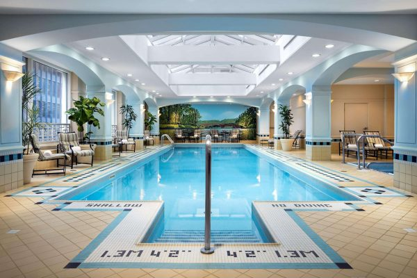 ontario fairmont royal york toronto indoor pool