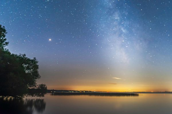 ontario milky way lake simcoe istk