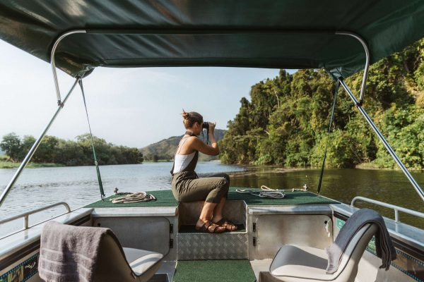 queensland daintree eco lodge rainforest boat trip we