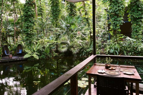 queensland daintree ecolodge restaurant ss