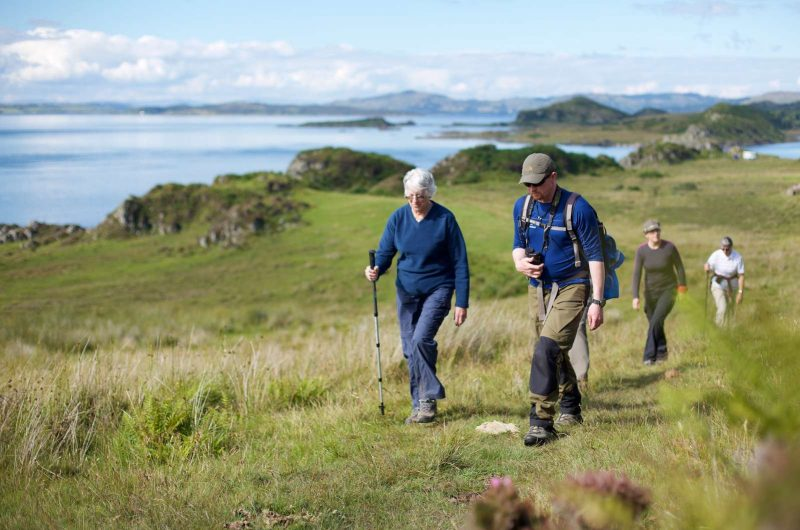 argyll and isles walkers
