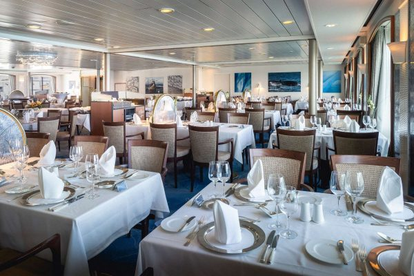 ms seaventure expedition ship dining room pl