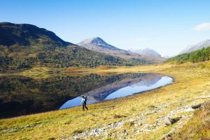 skye and northwest self drive torridon hike