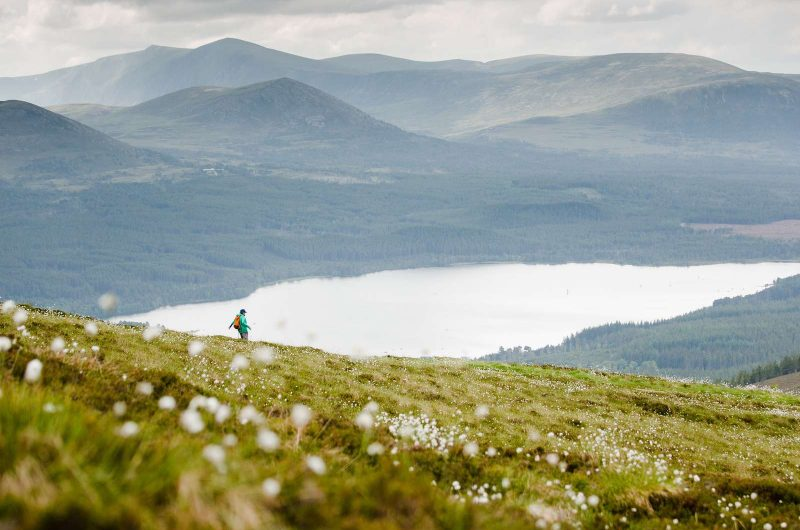 uk national parks meall a buachaille