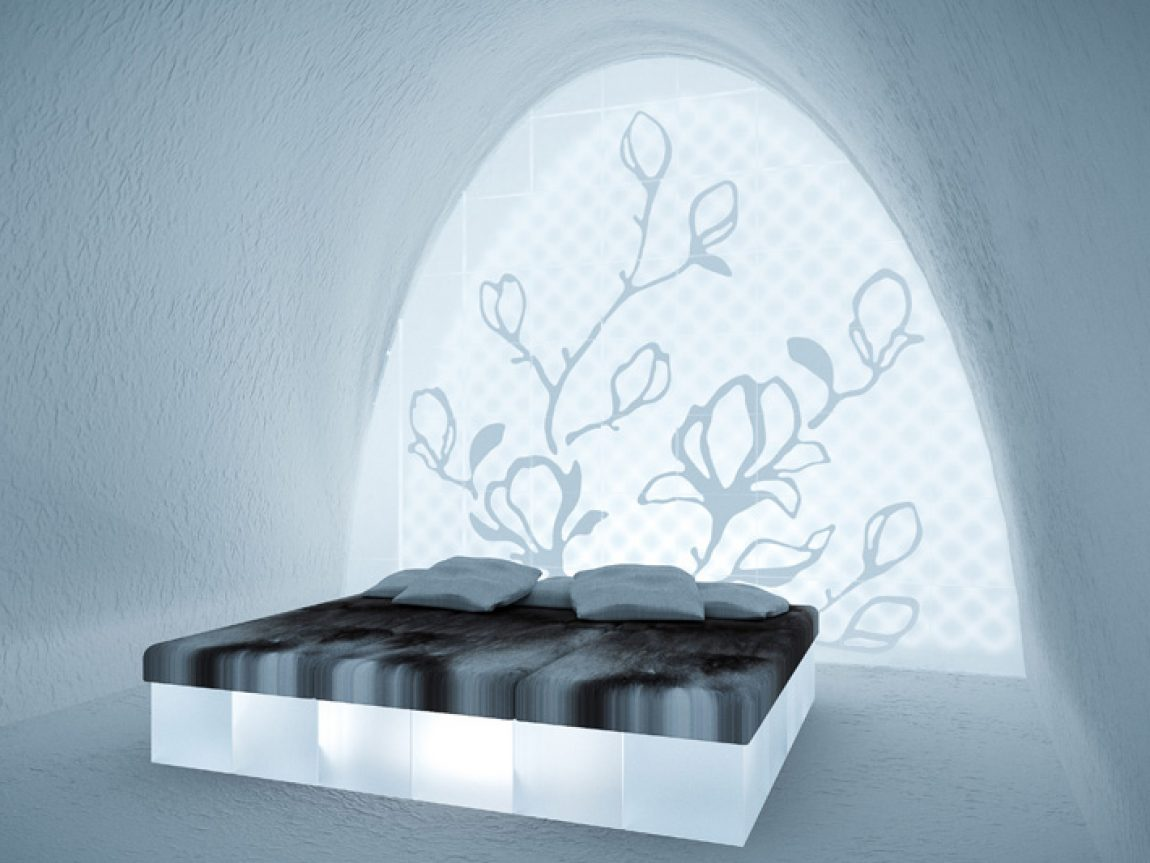 icehotel31 art suite by kauppi and kauppi