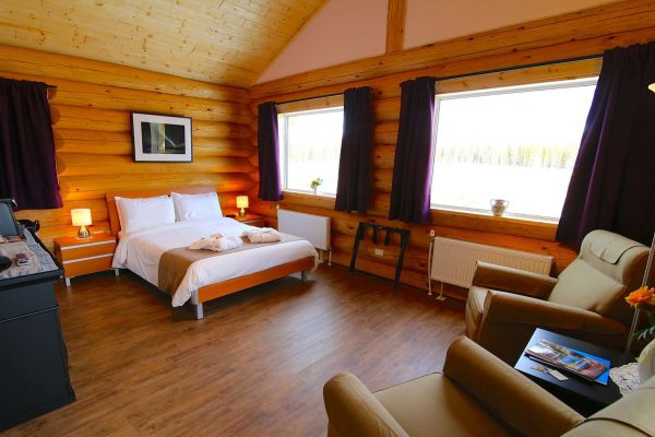 northern lights resort and spa fireweed chalet