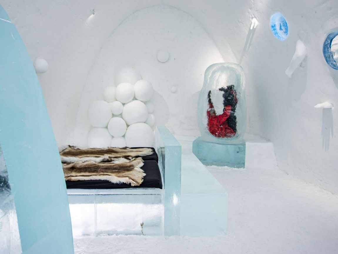 icehotel31 art suite a break by lena kristrom and nina hedman ak